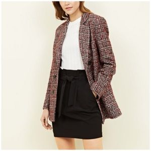 H&M Paperbag Tie Waist Skirt
